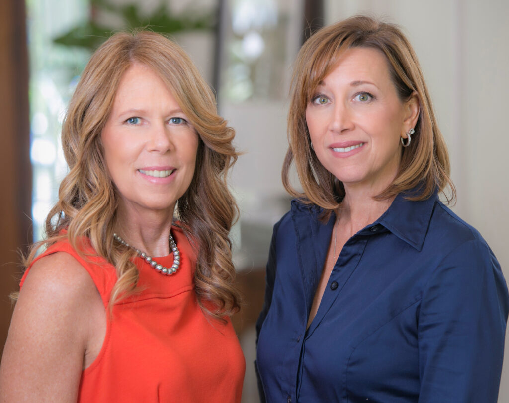 Becky Herman & Monica Davis